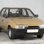 Škoda Favorit, rok 1990