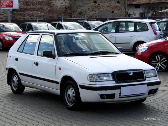 Škoda Felicia, rok 1998