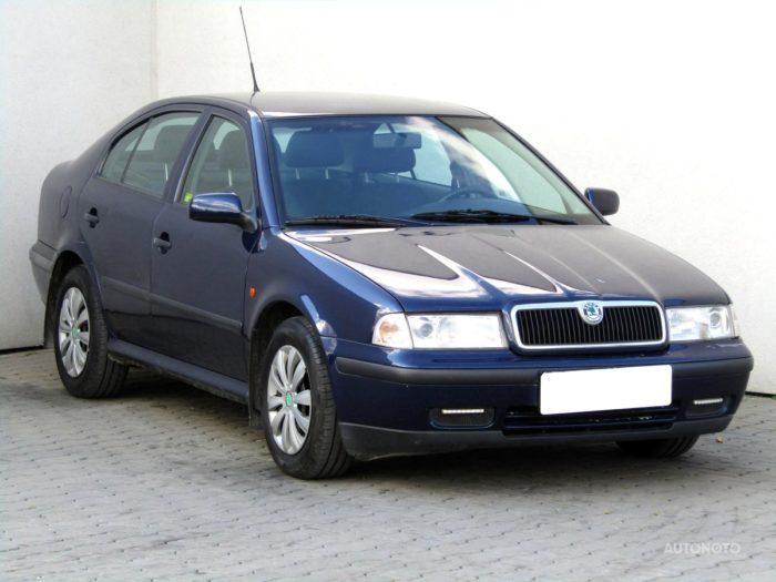 Škoda Octavia, rok 1999
